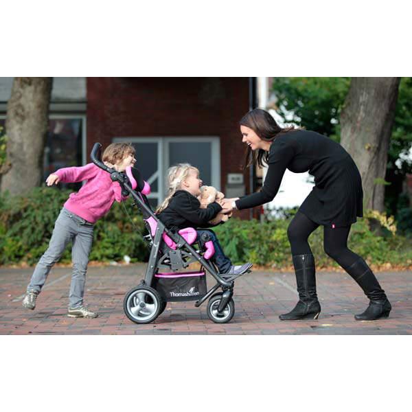 Thomashilfen tRide pediatric stroller