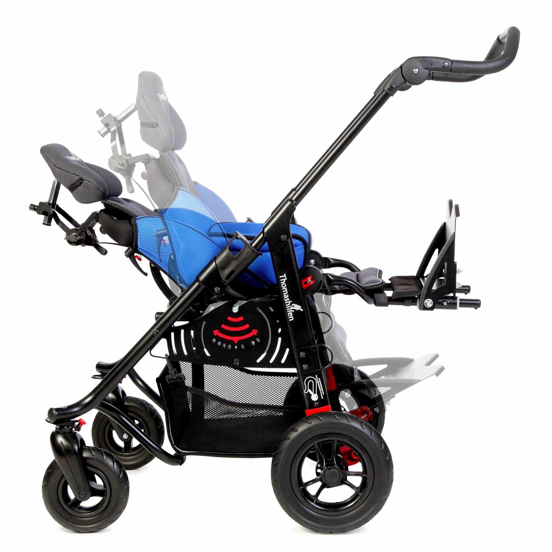 Thomashilfen EASyS modular S pediatric wheelchair