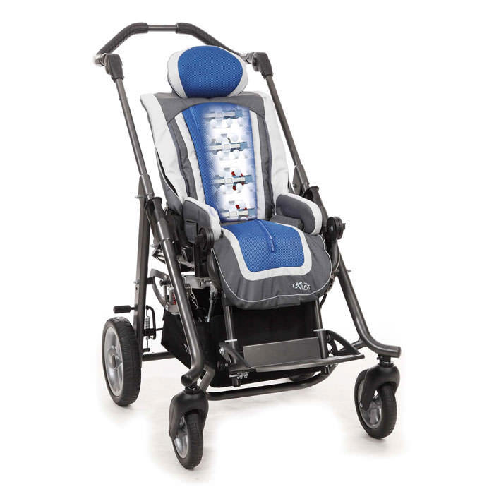 Thomashilfen thevo twist stroller - Suspension unit