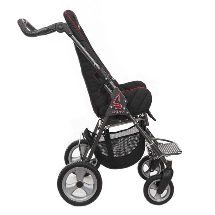 Thomashilfen swifty fixed tilt stroller