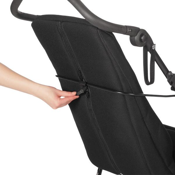 Thomashilfen Swifty 2 stroller - Back angle adjustment