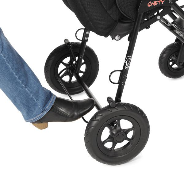 Thomashilfen Swifty 2 stroller - Foot break