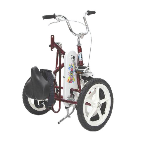 Triaid Terrier hitch tricycle