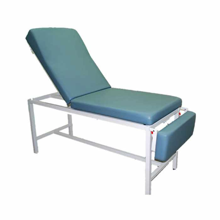 UMF 5570 H-brace treatment table with adjustable back