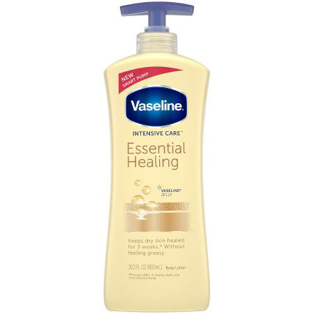 Vaseline Hand and Body Scented Moisturizer