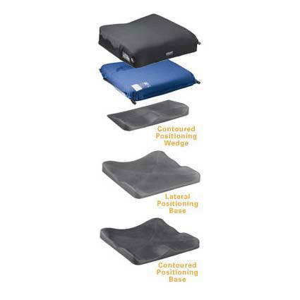 Varilite Meridian Wave Air-Foam Flotation Cushion