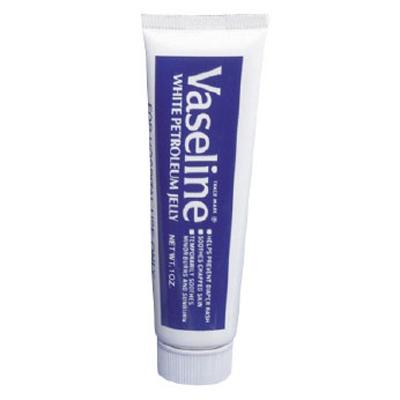 Vaseline Petroleum Jelly, 1 oz., Tube, NonSterile, White