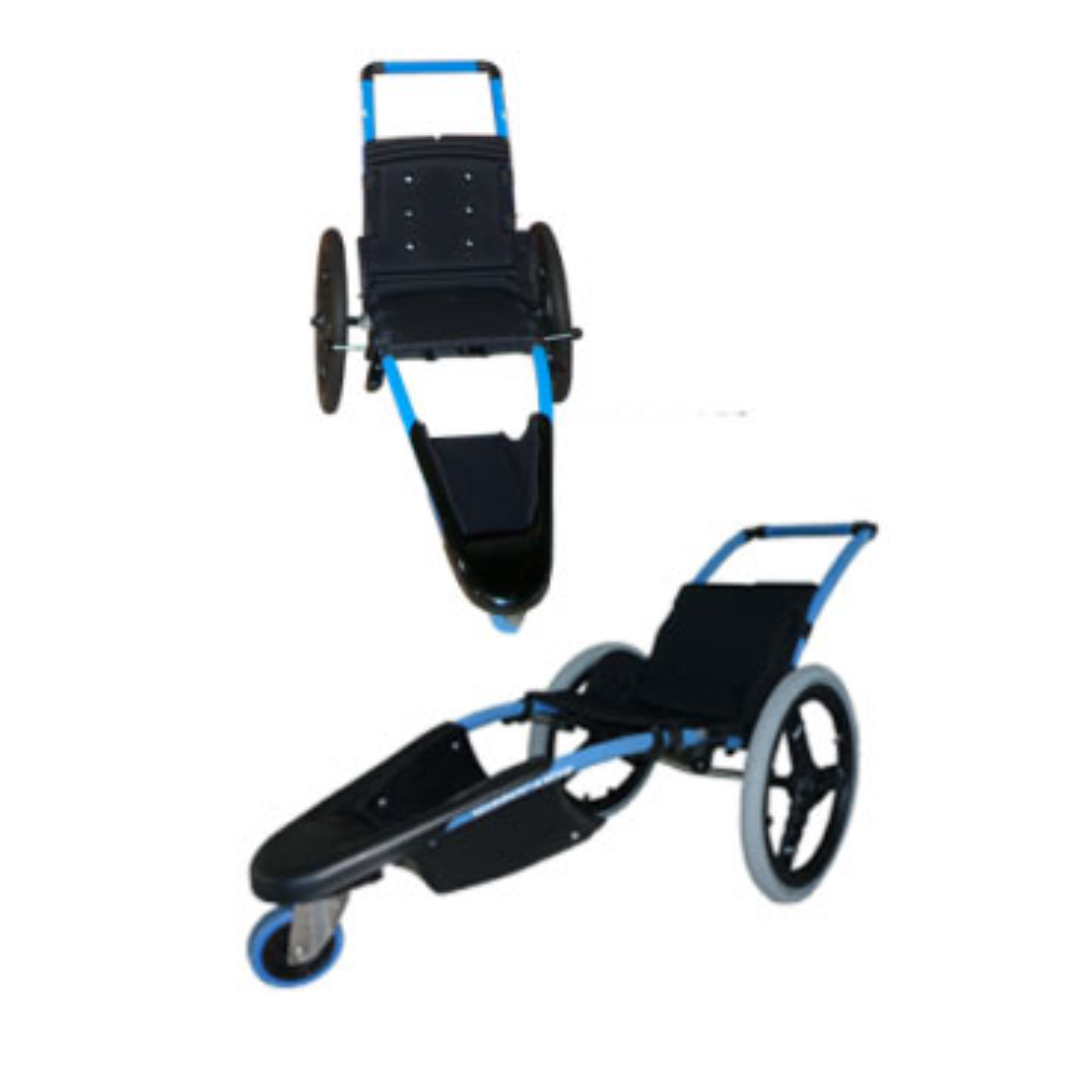 Vipamat Hippocampe pool wheelchair