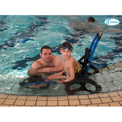 Vipamat Hippocampe pool chair for young adults