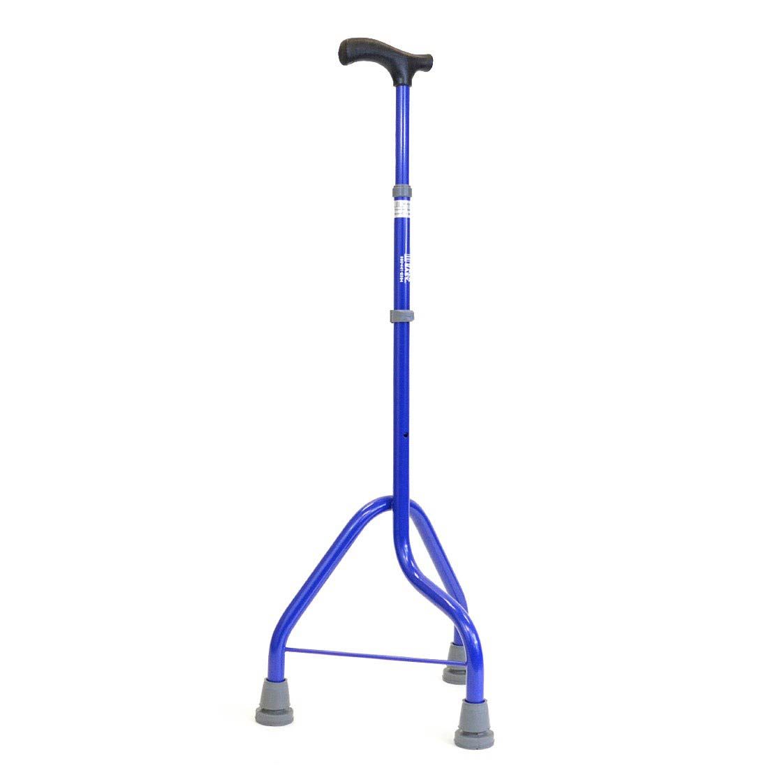 Walk Easy adult tripod straight neck cane