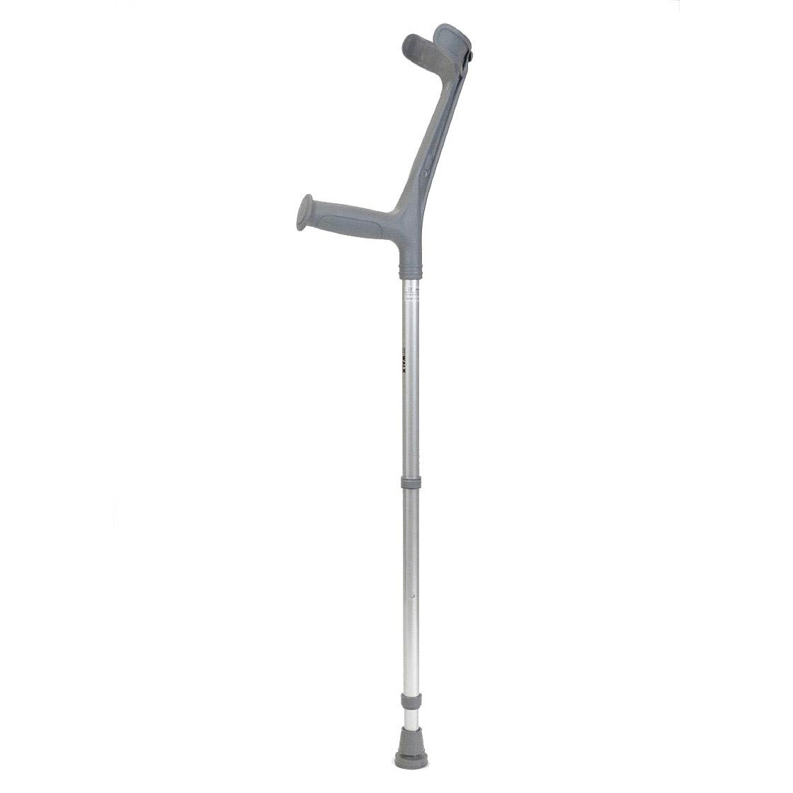 Walk Easy Adult Forearm Crutches With Half Cuffs (Pair)