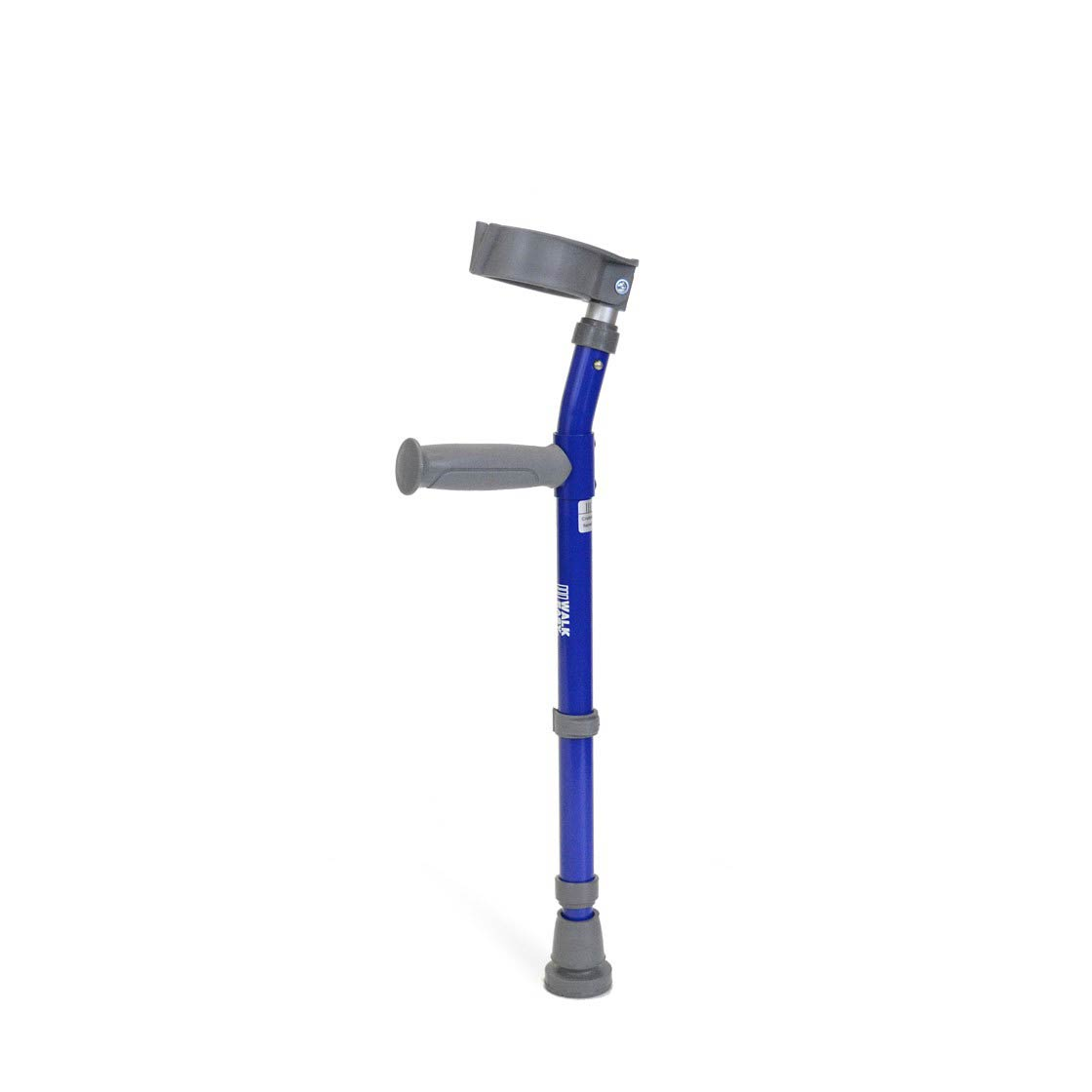 Walk Easy Toddler Forearm Crutches with Full Cuff - Medicaleshop