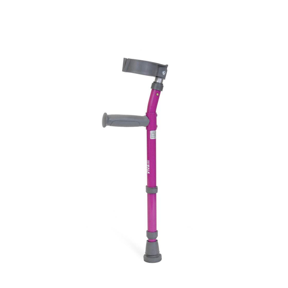 Walk Easy Toddler Forearm Height Adjustable Crutches - Walk Easy