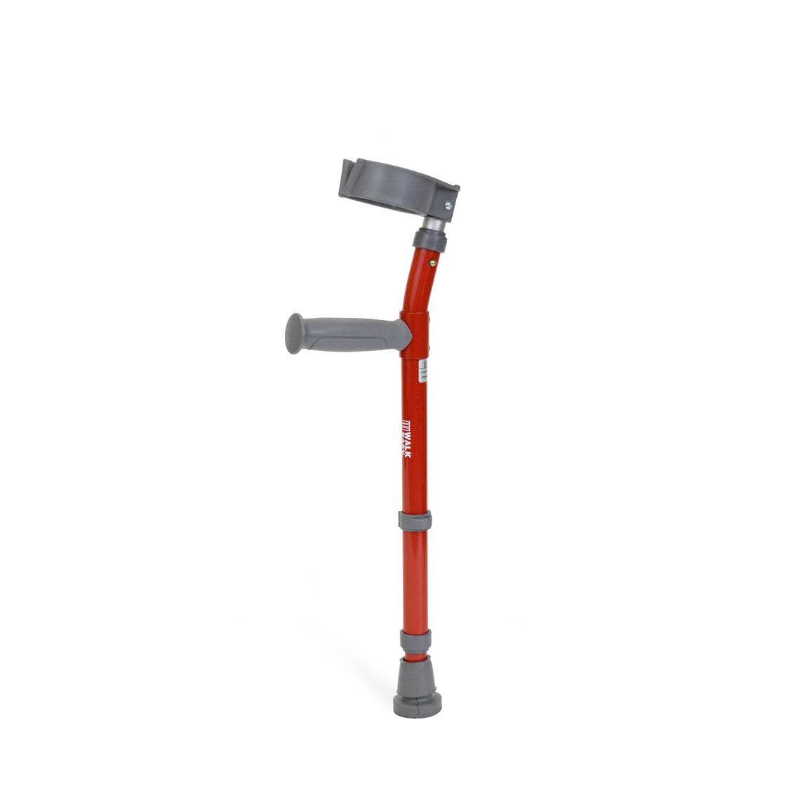 Walk Easy Toddler   Walk Easy Forearm Height Adjustable Crutches