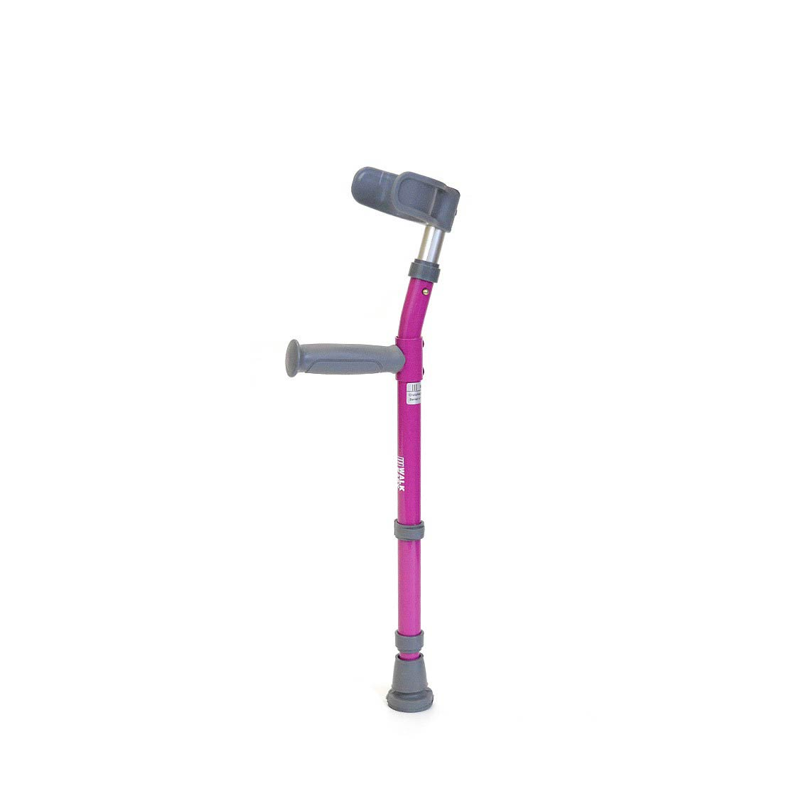 Walk Easy Toddler Forearm Crutches With Half Cuff (Pair)