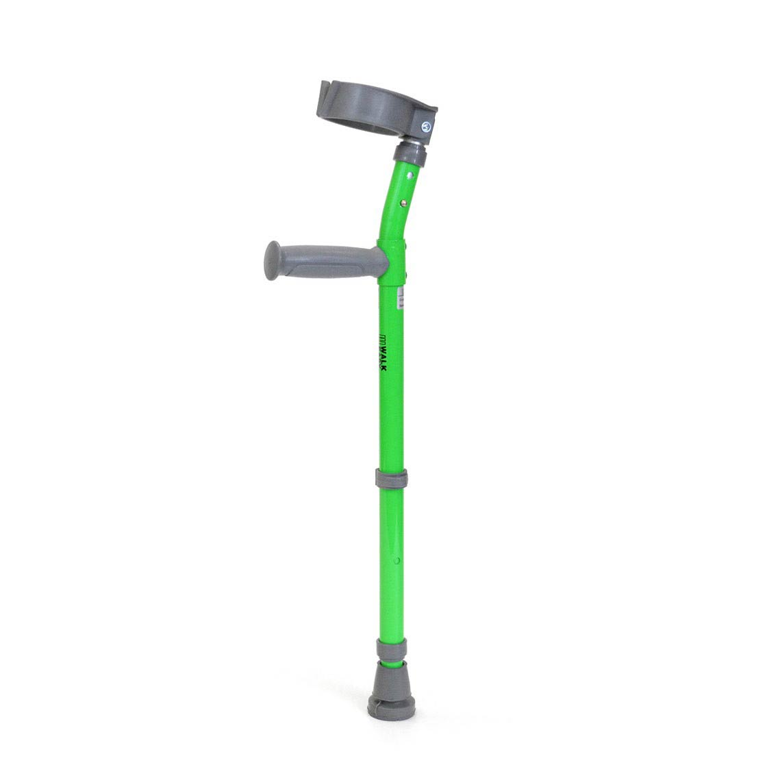 Walk Easy Pediatric Forearm Height Adjustable Crutches With Cuff