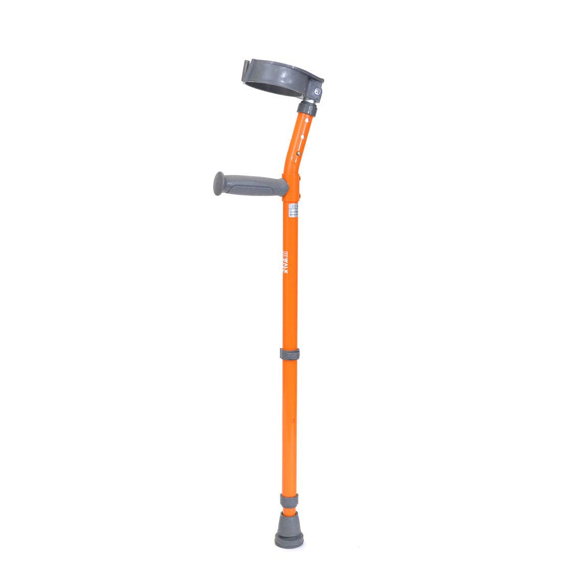 Walk Easy Youth Forearm Height Adjustable Crutches