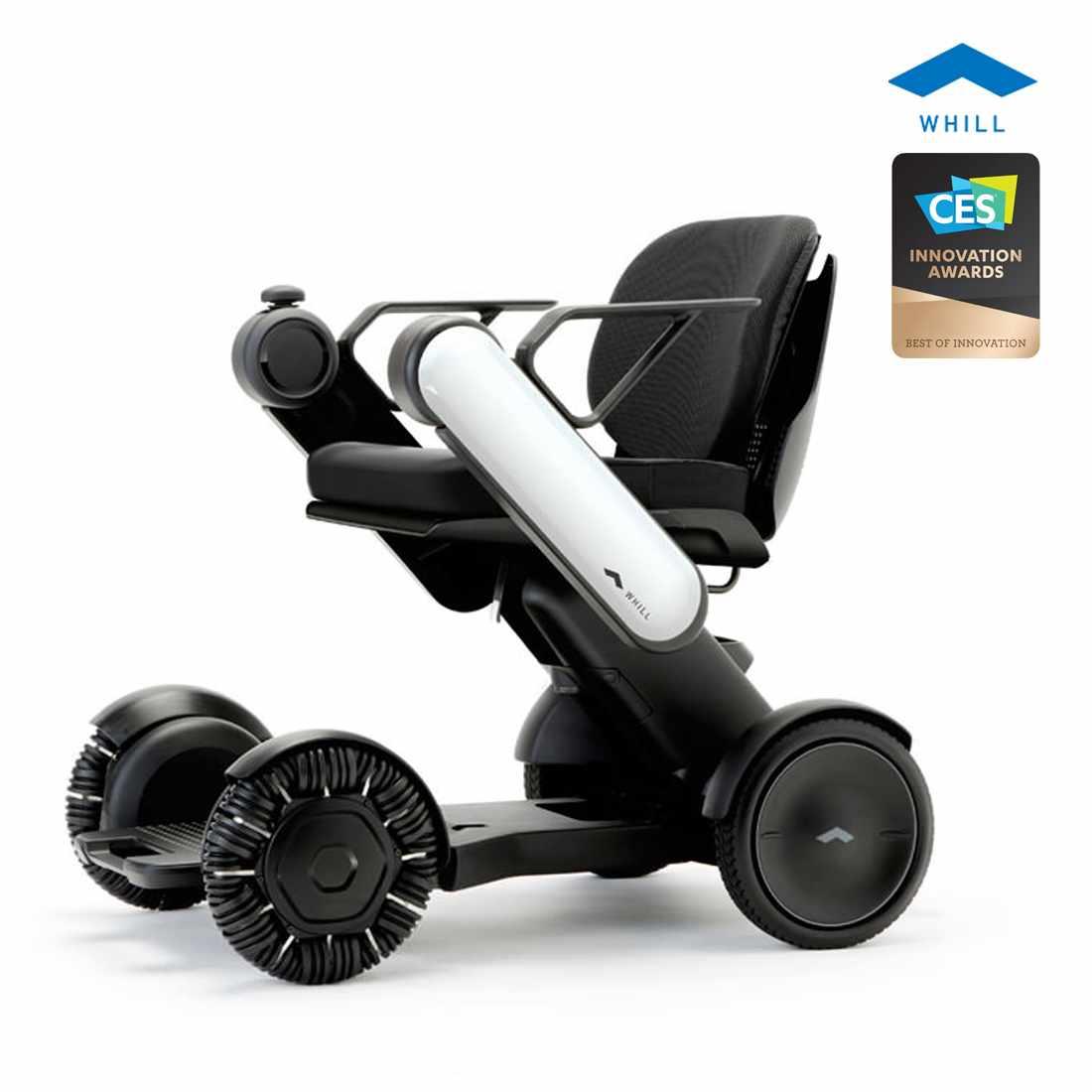 WHILL Model Ci ultra portable power wheelchair