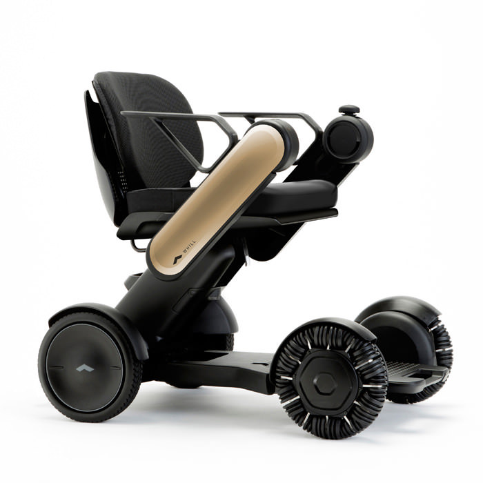 WHILL Model Ci ultra power wheelchair