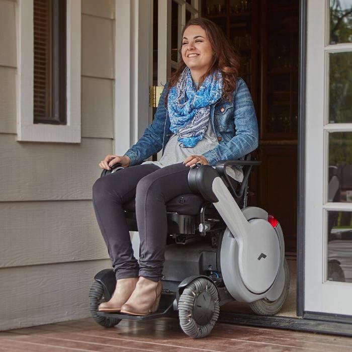 WHILL Model M Power wheelchair