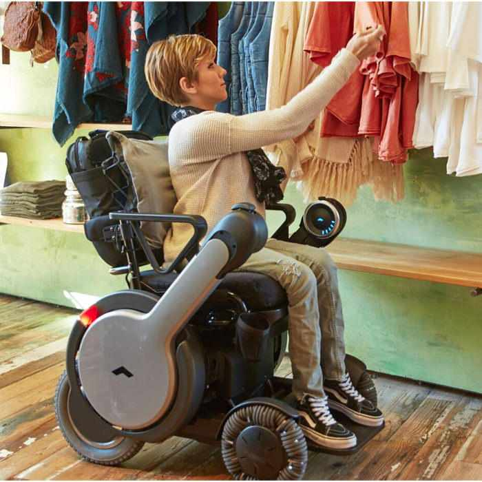 WHILL wheelchair