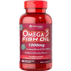 Windmill Omega-3 Fish Oil