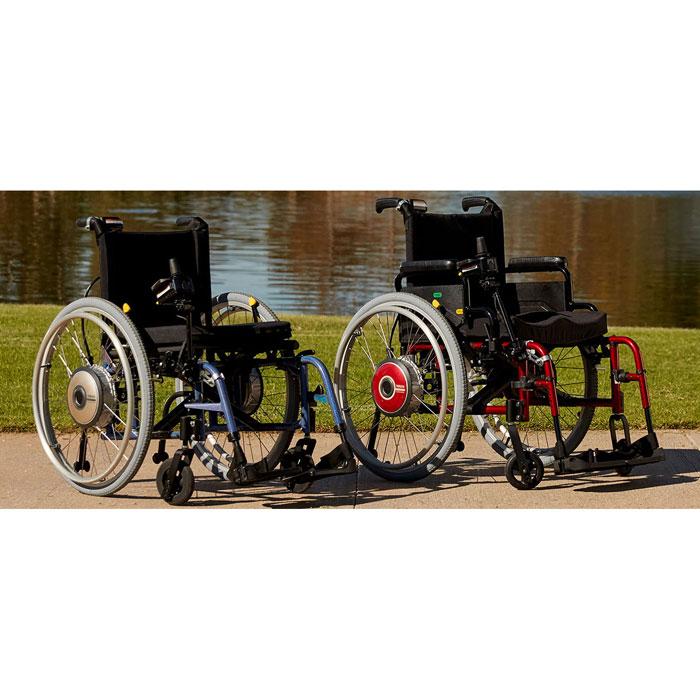 Yamaha NaviGo Wheelchair Power Assist System