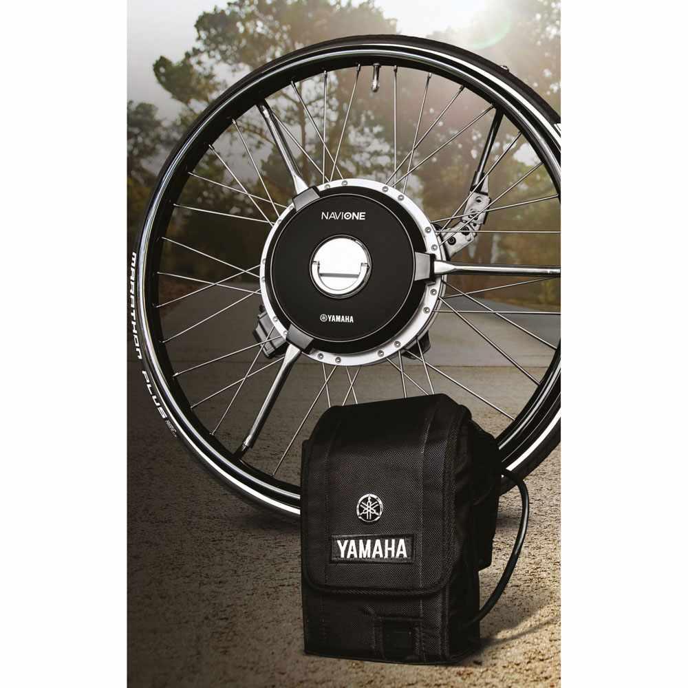 Yamaha NaviOne Power Assist Wheelchair System