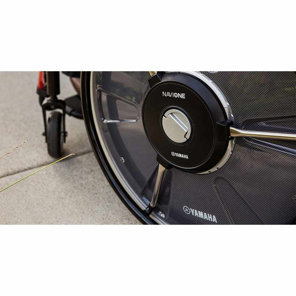 NaviOne Power Assist System by Yamaha