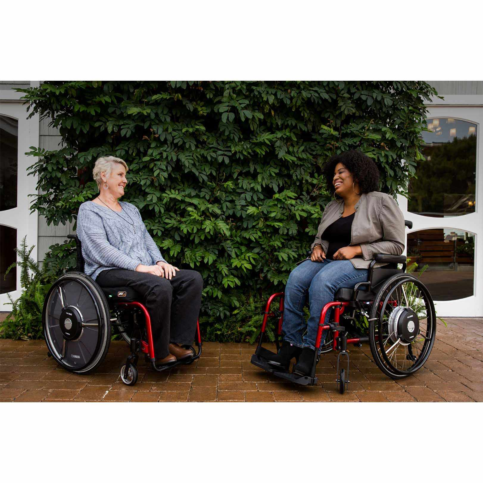NaviOne Power Assist Wheelchair System