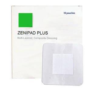 ZeniPad Plus Composite Dressing, Multi-Layered