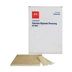ZeniFiber Calcium Alginate Wound Dressing