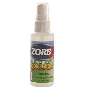 ZorBox Unscented Odor Remover 2 Oz