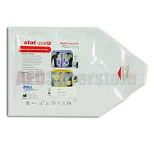 Zoll Stat-Padz ll Two-Piece Electrode Pad For AED Plus or AED Pro Defibrillator
