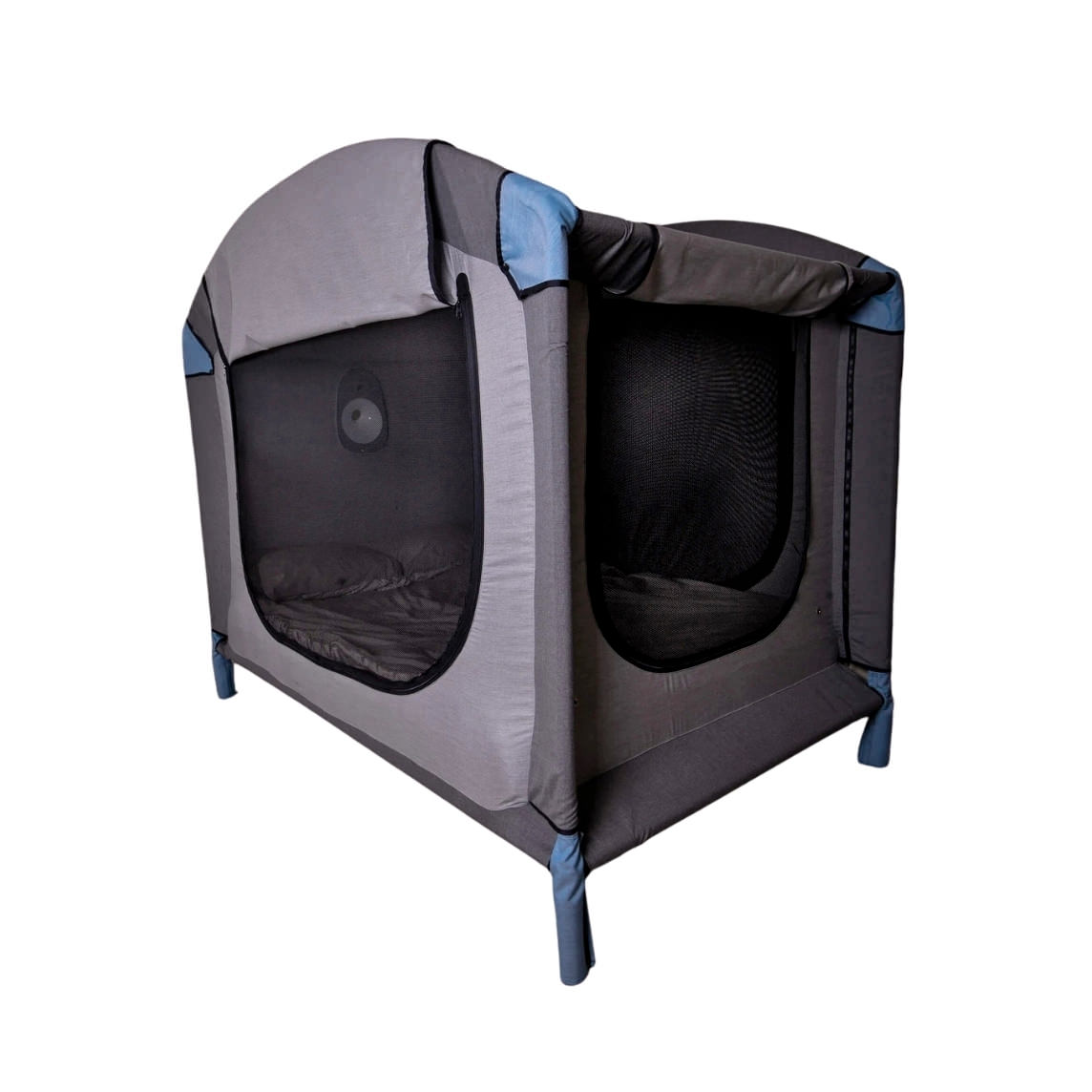 Boogaloo enclosed canopy bed