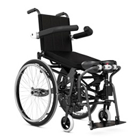 LifeStand Helium LSE Stand-Up Semi-Electric Wheelchair