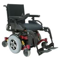pride quantum Q6400Z power wheelchair