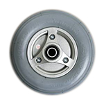 power wheelchair tires, tubes, casters